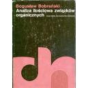 Analiza ilościowa związków organicznych