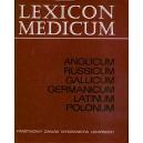 Lexicon Medicum  Wielojęzyczny słownik lekarski