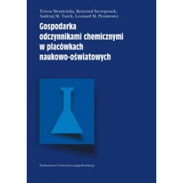 Gospodarka odczynnikami chemicznymi w placówkach naukowo-oświatowych