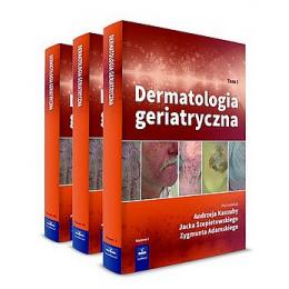 Dermatologia geriatryczna t. 1-3