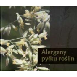 Alergeny pyłku roślin (z CD)