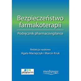 Bezpieczeństwo farmakoterapii podręcznik pharmacovigilance