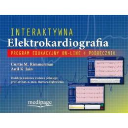 Interaktywna elektrokardiografia  Program edukacyjny on-line + Podręcznik