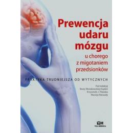 Prewencja udaru mózgu u chorego z migotaniem przedsionków