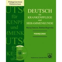 Deutsch fur Krankenpflege und Hebammenkunde Podręcznik z CD