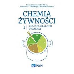 Chemia żywności  t.1 Główne skladniki żywności