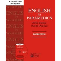 English for Paramedics Podręcznik z płytą CD