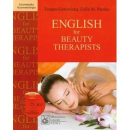 English for Beauty Therapists - bez płtyty CD Język angielski dla kosmetyczek i kosmetologów