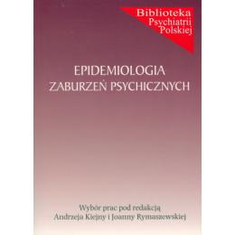 Epidemiologia zaburzeń psychicznych