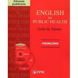English for Public Health Podręcznik - bez płyty CD