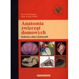 Anatomia zwierząt domowych Kolorowy atlas i podręcznik