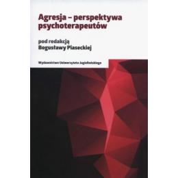 Agresja - perspektywa psychoterapeutów