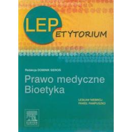 LEPetytorium. Prawo medyczne. Bioetyka