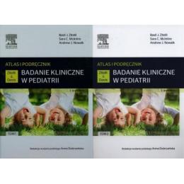 Badanie kliniczne w pediatrii t.1-2
