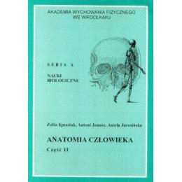 Anatomia cz³owieka cz.2 Seria A Nauki biologiczne