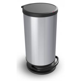 Kosz na odpady - 30L metalowy