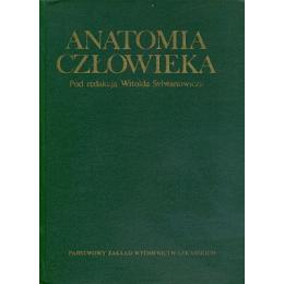 Anatomia człowieka  Podręcznik dla studentów medycyny