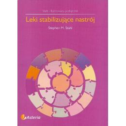 Leki stabilizujące nastrój Stahl - ilustrowany podręcznik
