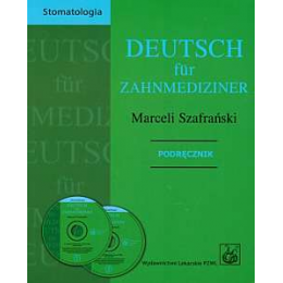 Deutsch fur Zahnmediziner (z 2CD) Podręcznik