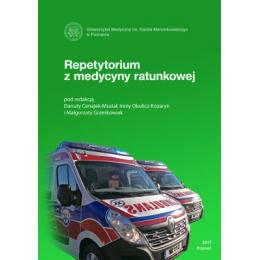 Repetytorium z medycyny ratunkowej