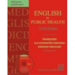 English for Public Health Podręcznik z 2CD