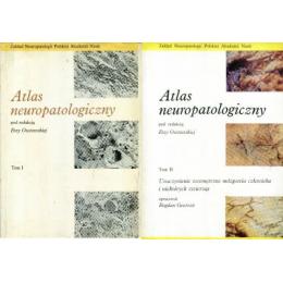 Atlas neuropatologiczny t.1-2