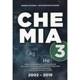 Chemia t.3  Zbiór zadań wraz z odpowiedziami 2002-2019