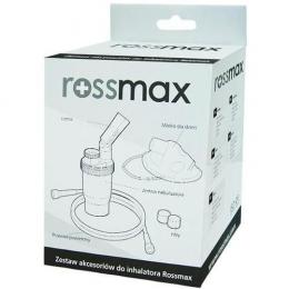 Zestaw akcesoriów do inhalatora Rossmax