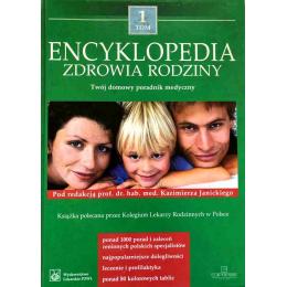 Encyklopedia zdrowia rodziny t.1