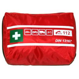 Apteczka samochodowa - DIN 13167 (mini)