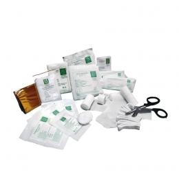 Wyposażenie apteczki - DIN 13157