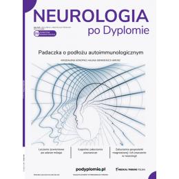 Neurologia po Dyplomie  pojedynczy zeszyt  (Dostępny tylko w ramach prenumeraty po uzgodnieniu z Księgarnią)