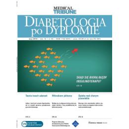 Diabetologia po Dyplomie pojedynczy zeszyt (Dostępny tylko w ramach prenumeraty po uzgodnieniu z Księgarnią)