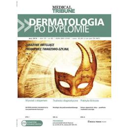 Dermatologia po Dyplomie  pojedynczy zeszyt  (Dostępny tylko w ramach prenumeraty po uzgodnieniu z Księgarnią)