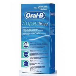 Nić dentystyczna do aparatu ortodontycznego - Super Floss