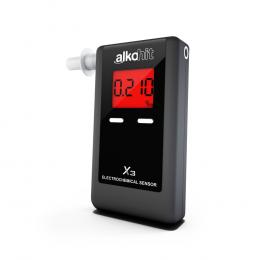 Alkomat - Alkohit X3