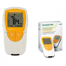 Glukometr - Accutrend Plus KIT