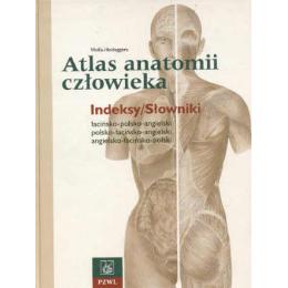 Atlas anatomii człowieka t. 1-3