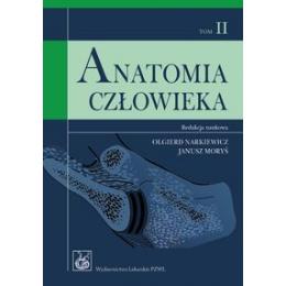 Anatomia człowieka t. 2 Podręcznik dla studentów