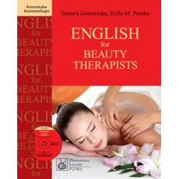 English for Beauty Therapists z CD. Język angielski dla kosmetyczek i kosmetologów