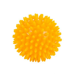 Piłka do rehabilitacji dłoni z kolcami - 8cm (jeżyk)