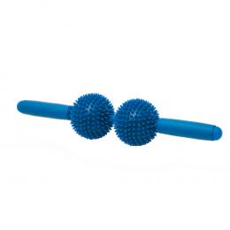 Przyrząd do masażu - Spiky Twin Roller
