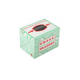 Pojemnik na zużyte materiały medyczne - 10 L (karton)