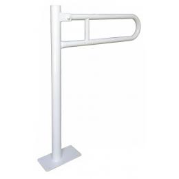 Uchwyt WC uchylny wolnostojący - 86 cm