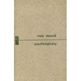 Mały słownik psychologiczny