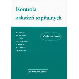 Kontrola zakażeń szpitalnych - Vademecum