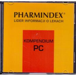 Pharmindex 2020 (CD) kompendium - z roczną licencją