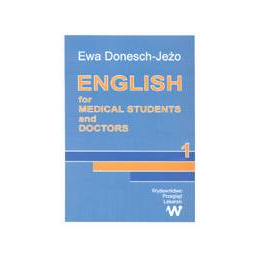 English for Medical Students and Doctors Part 1