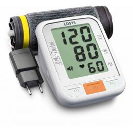 Ciśnieniomierz elektroniczny - LD51S (dla osób słabo widzących) + zasilacz