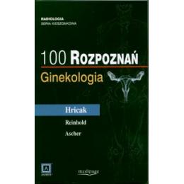 100 rozpoznań. Ginekologia